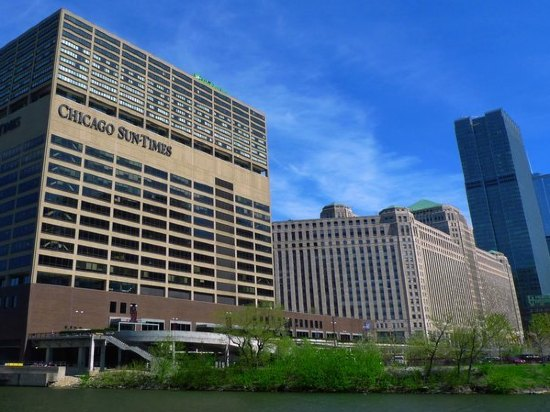 Holiday Inn Chicago Mart Plaza (riverview)